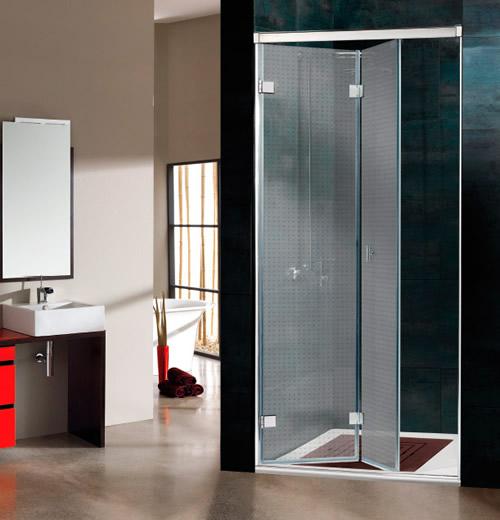 Mamparas de ducha plegables aluminios moncloa fabrica - Mampara cristal ducha ...